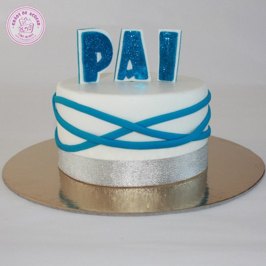 Pai Gr 227 Os De A 231 250 Car Bolos Decorados Cake Design