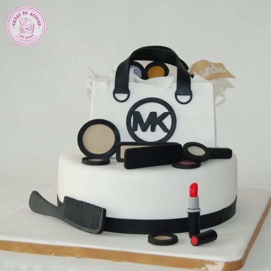 e5ccc345e Michael Kors - Grãos de Açúcar - Bolos decorados - Cake Design
