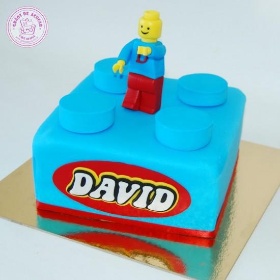 Lego Gr 227 Os De A 231 250 Car Bolos Decorados Cake Design