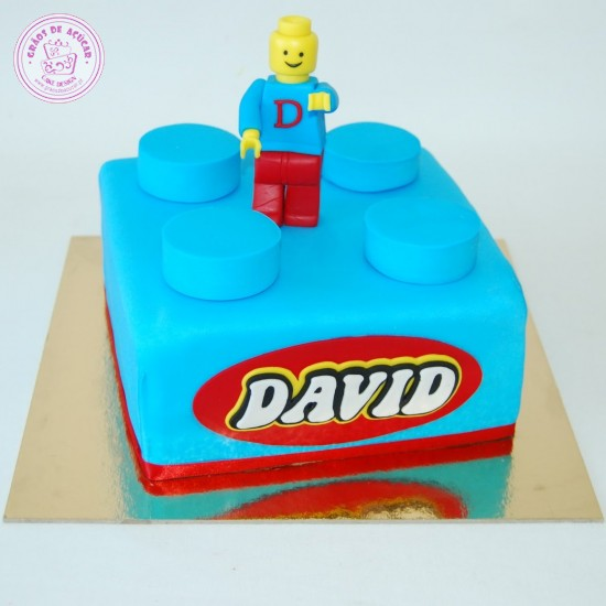Lego Gr 227 Os De A 231 250 Car Bolos Decorados Cake Design