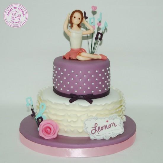 Cake Design Di Violetta : Violetta - Graos de Ac?car - Bolos decorados - Cake Design