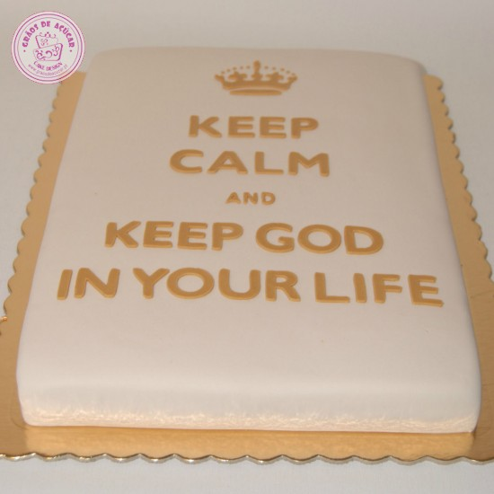 Keep Calm Crisma Gr 227 Os De A 231 250 Car Bolos Decorados